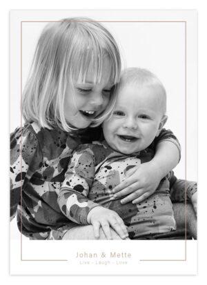 Søskende plakat